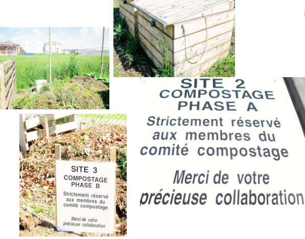 Affiches compostage